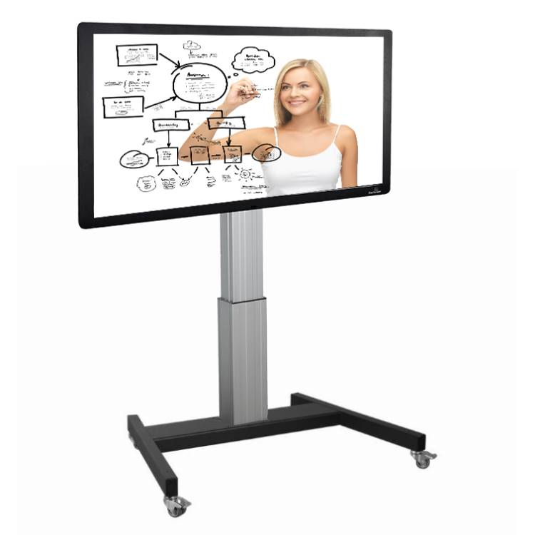 Clevertouch Mobile Trolley with electric height adjustment