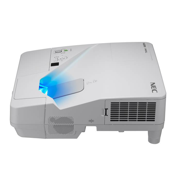 NEC UM351W projector