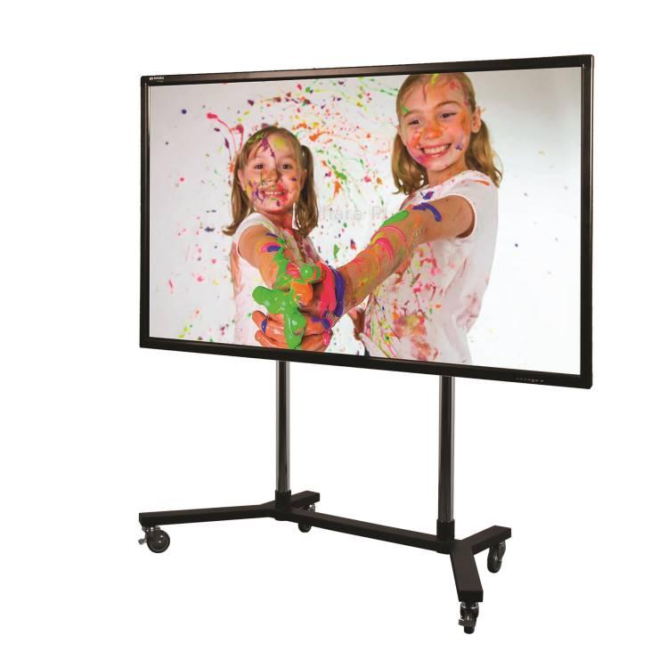 B-Tech Extra-Large Flat Screen Trolley - BT8506/BB