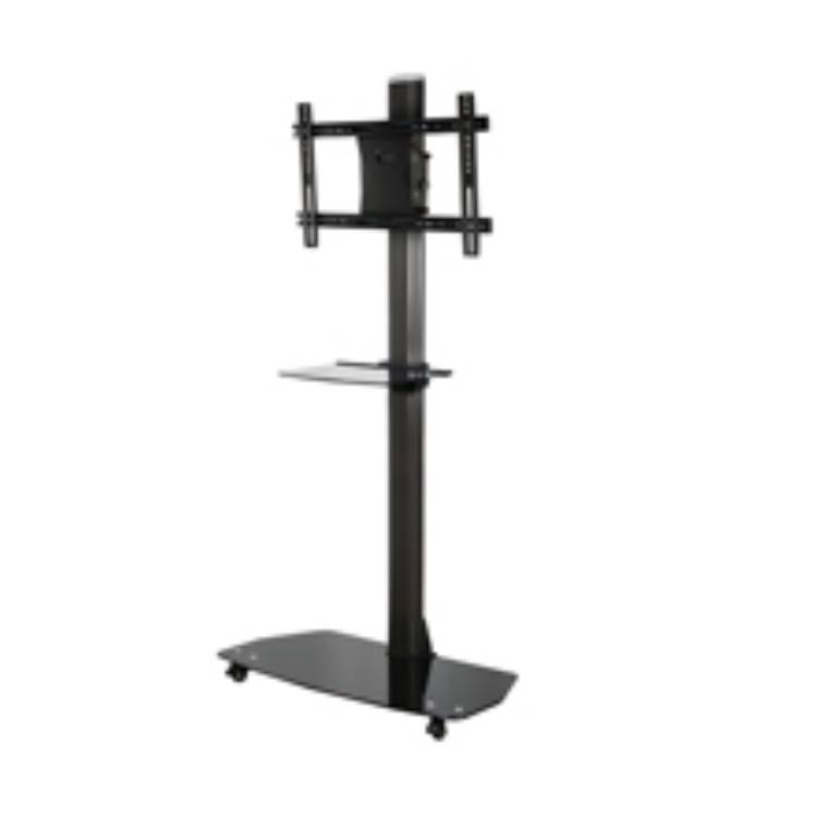 B-Tech Flat Screen Floor Stand/Trolley (up to 55