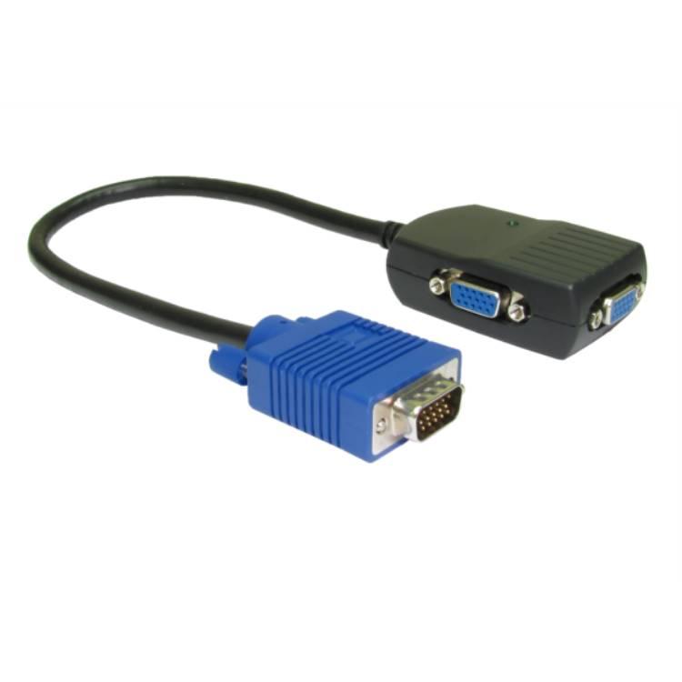 VGA Extender/Splitter Cable
