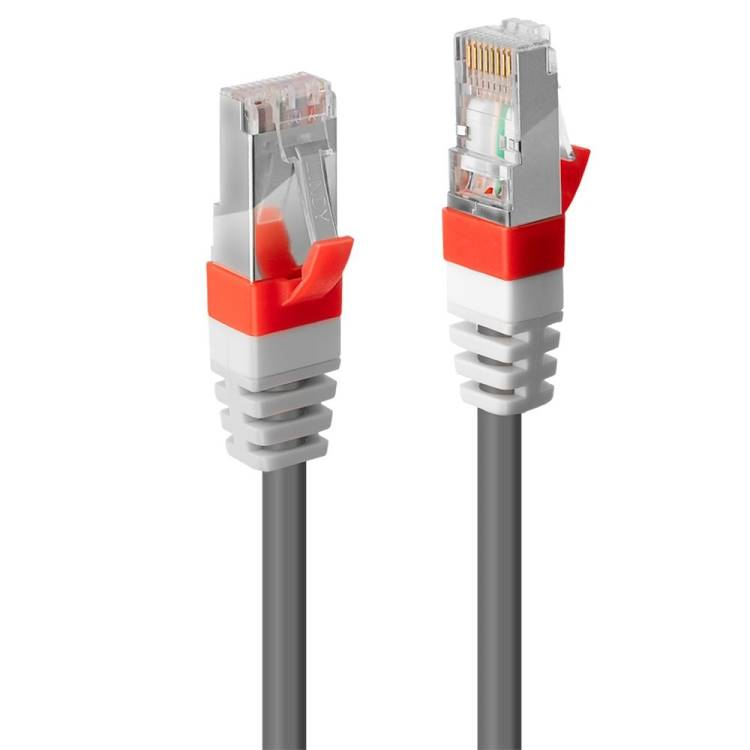 CAT6a Network Cable, Grey 45352 1m
