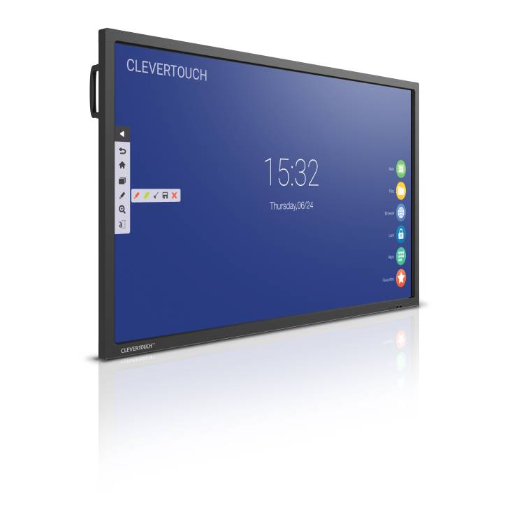 Clevertouch V Series 4K 75