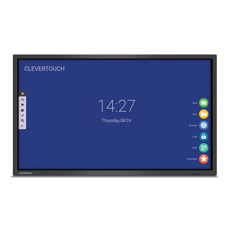 Clevertouch   V Series 75