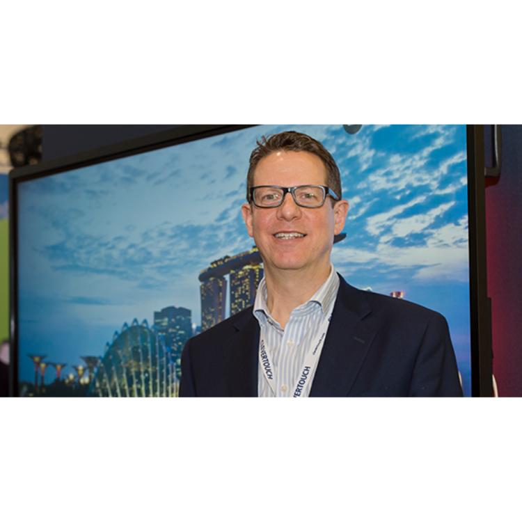 Mark Starkey, CEO, Sahara Presentation Systems PLC