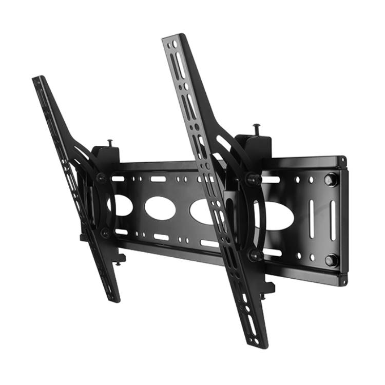 B-Tech Flat Screen Wall Mount with Tilt BLACK BT8432-PRO/B