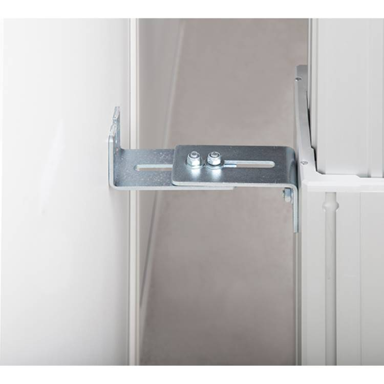 Clevertouch adjustable stand off wall brackets (pair) 13-19cm