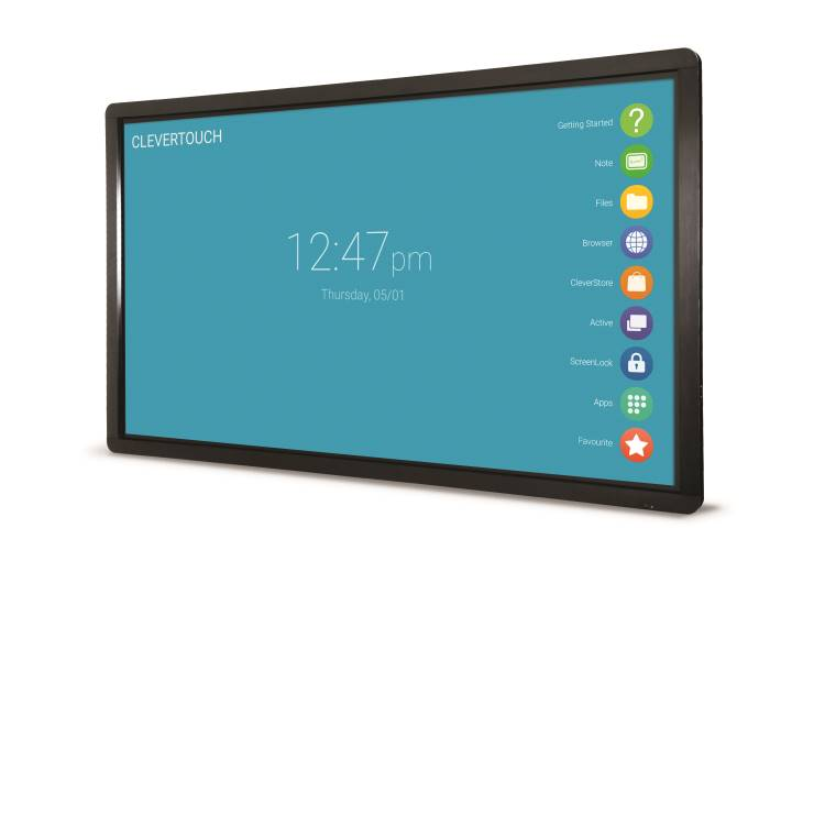 Clevertouch Plus Series 86