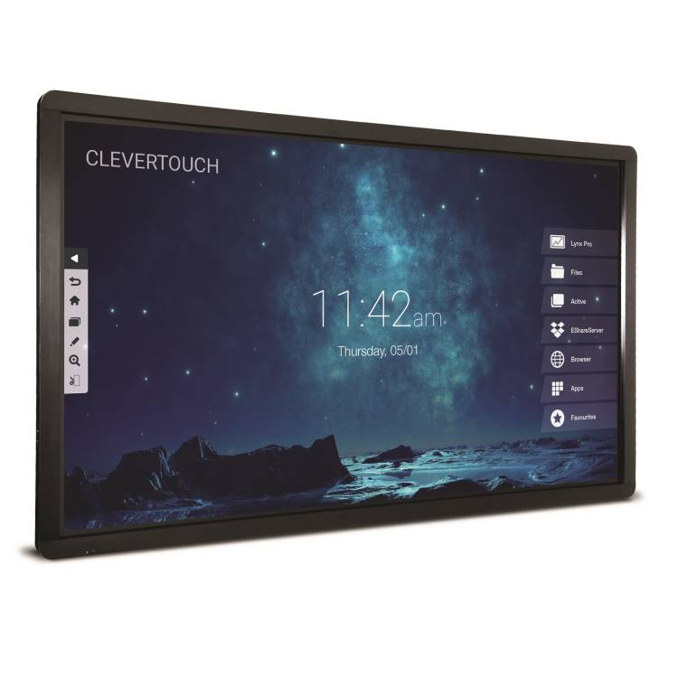 Clevertouch Pro Series 55