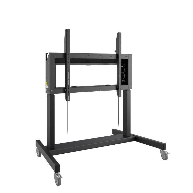 Clevertouch Mobile Height Adjustable Trolley