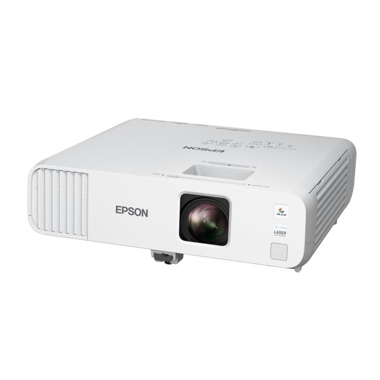 Epson EB-L250F (V11HA17040) 4,500 lumens Full HD 3LCD signage laser projector - White Chassis