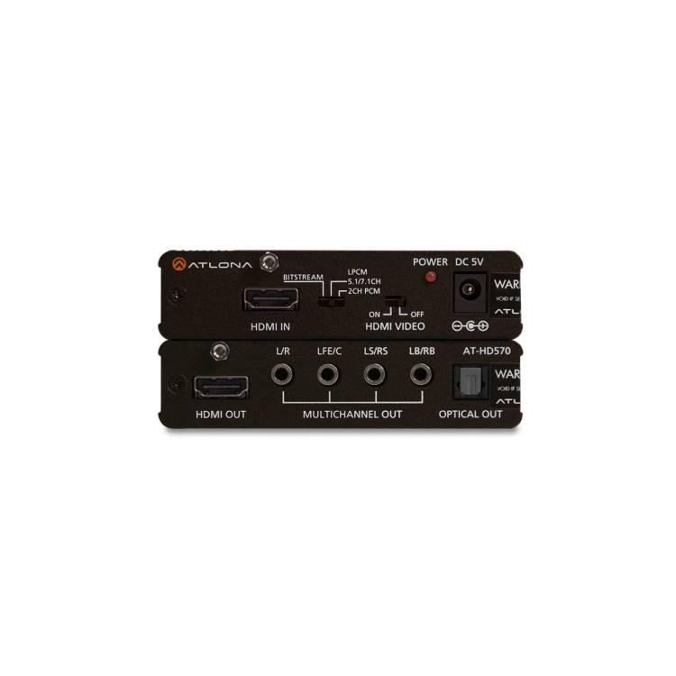 Atlona HDMI Audio De-Embedder (AT-HD570)