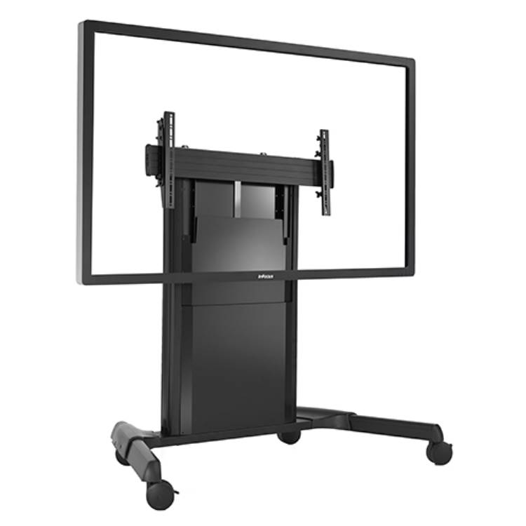 LPD1U Large Fusion Dynamic Height Adjustable Mobile Cart