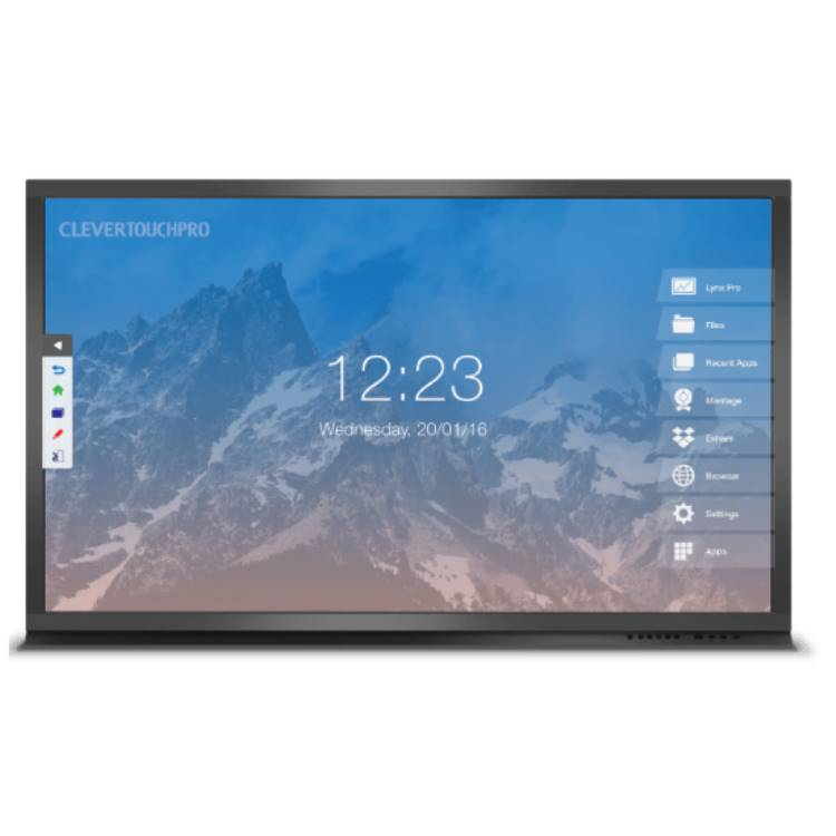 Clevertouch Pro 84