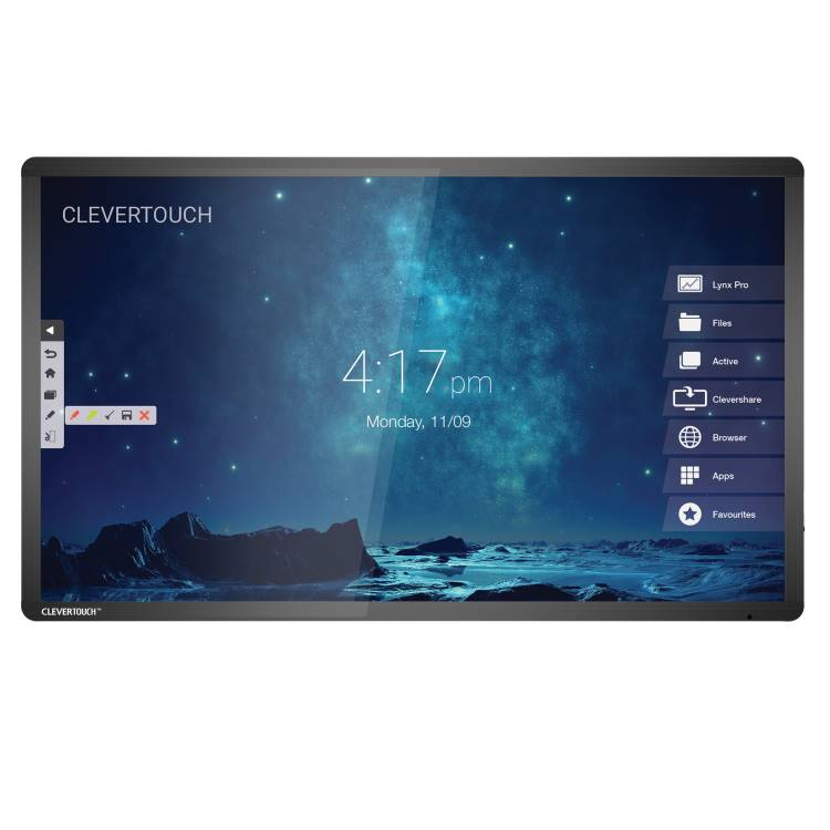 Clevertouch | Pro Series 55