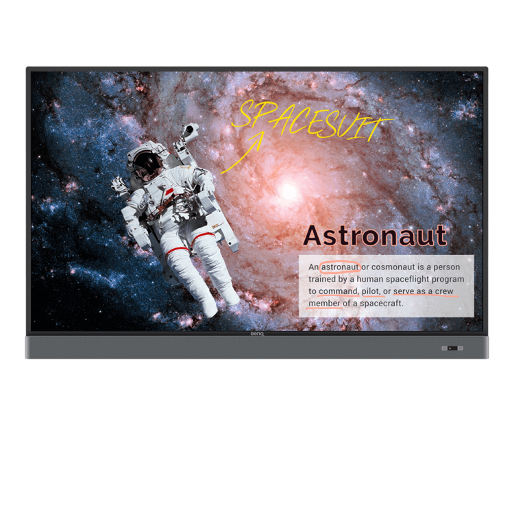 BenQ RM6502K Interactive Flat Panel Display
