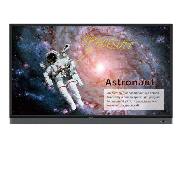 BenQ RM8602K Interactive Flat Panel Display
