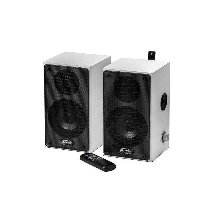 Wall Mounted Active Speakers