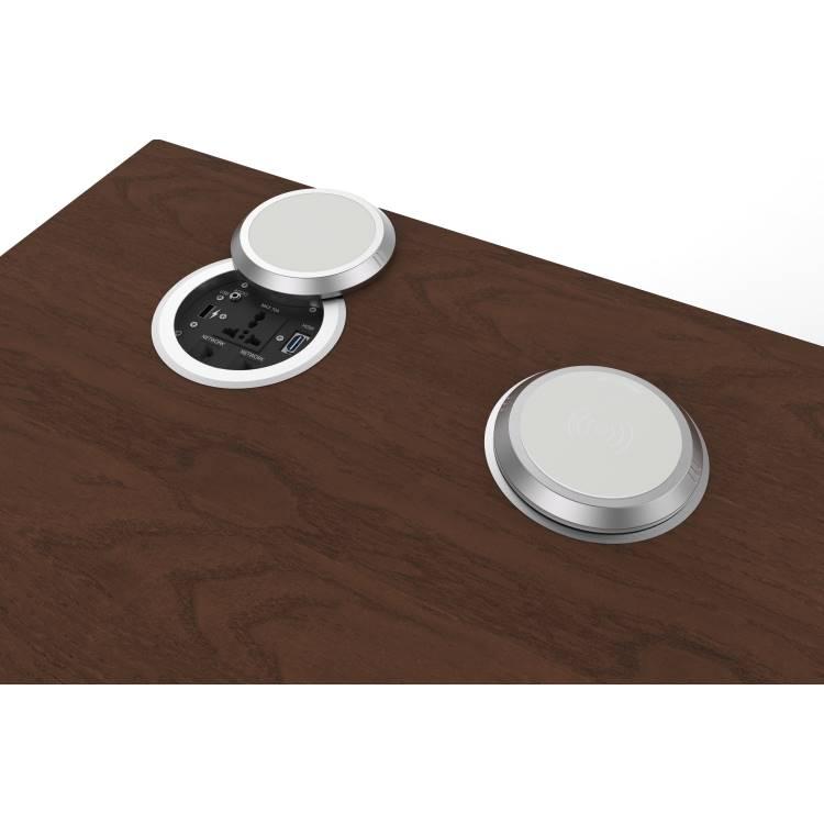 Seada SC-DA-S (Table Top Box – Silver, with wireless charging)