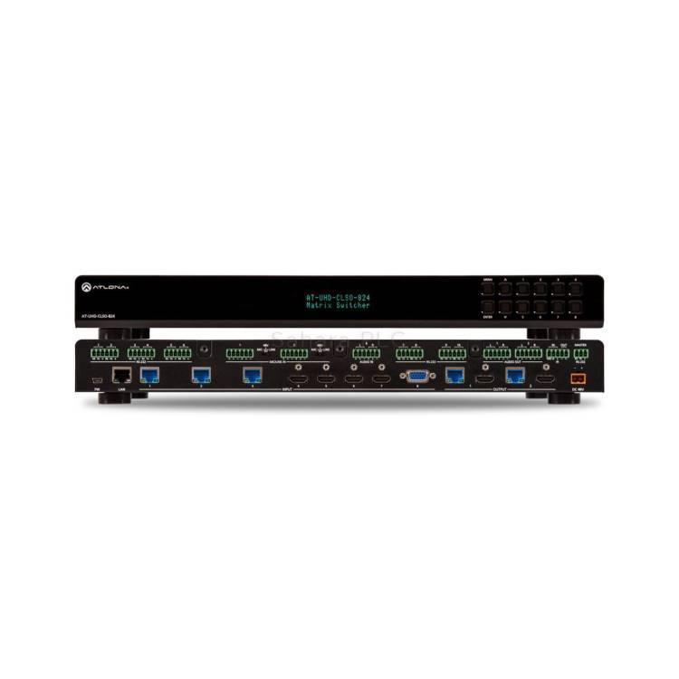 Atlona (AT-UHD-CLSO-840) HDMI Matrix Switcher