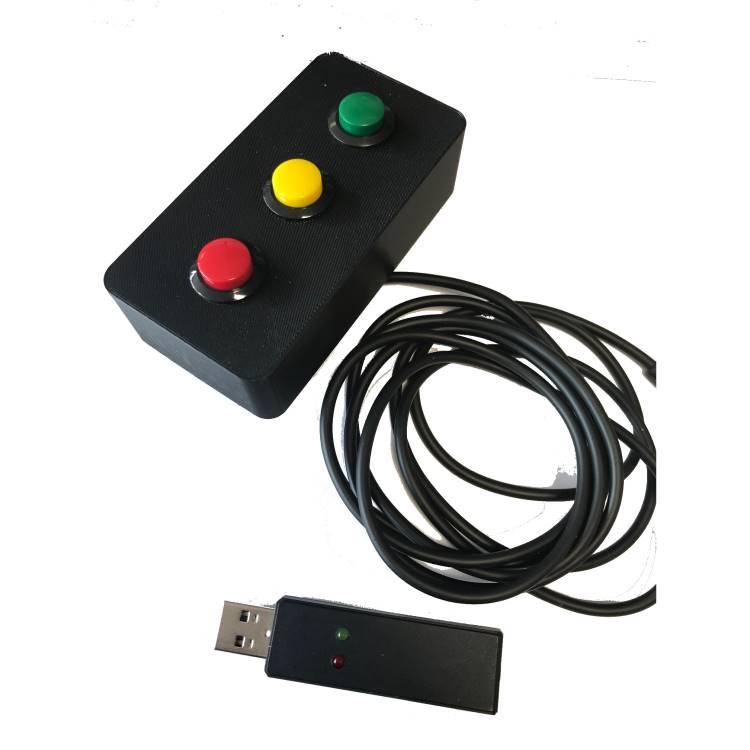 Sedaolive Trigger Box Three Button