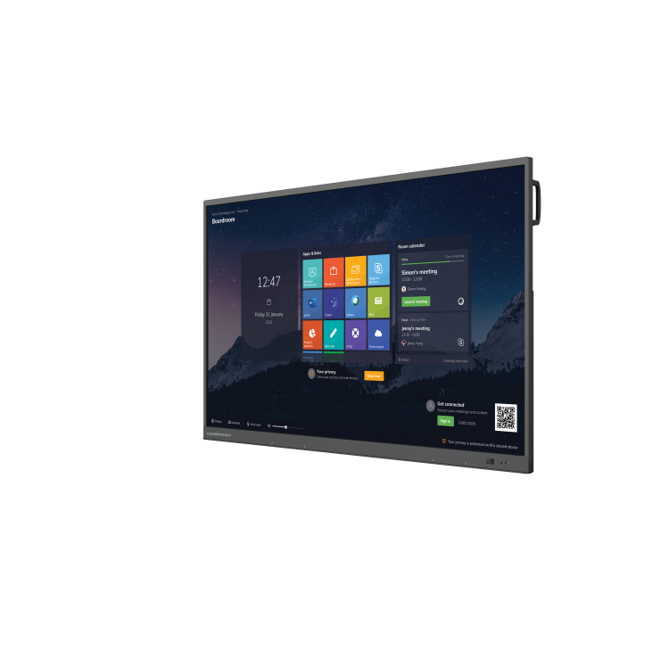 Clevertouch UX Pro 55