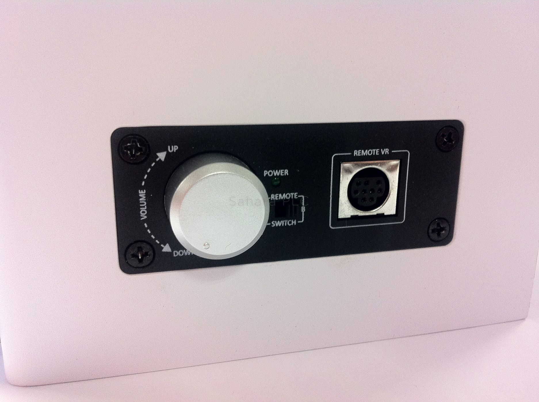 Wall Mounted Active Speakers With Uk Amp Euro Detachable