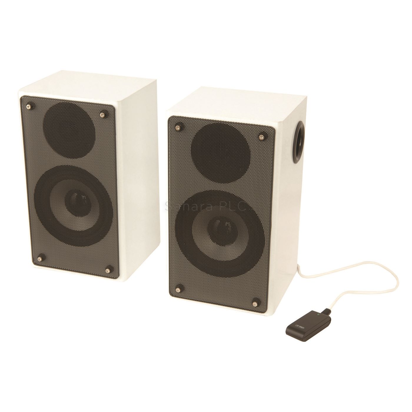 Wall Mounted Active Speakers Sahara Presentation Systems Plc