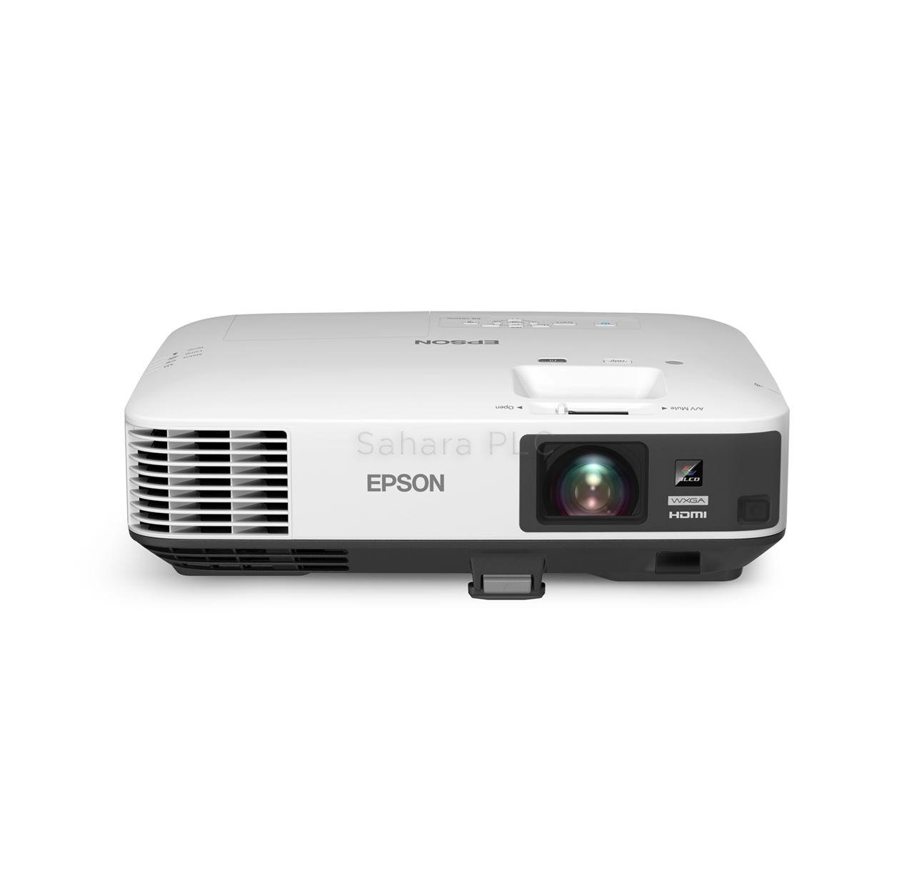 Epson eb 1970w projector sahara presentation systems plc for Epson document projector