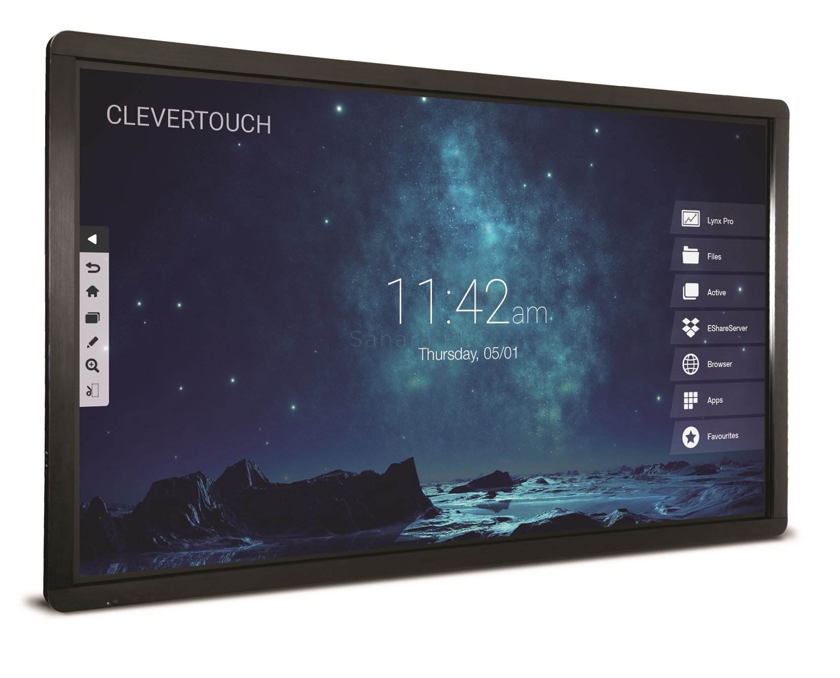 Clevertouch Pro Series 55\