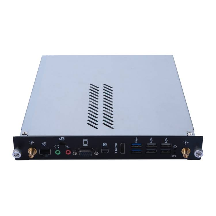 Blade PC Module for Clevertouch - i5 CPU, 4GB RAM, 500HDD. Supports 4K2K Video